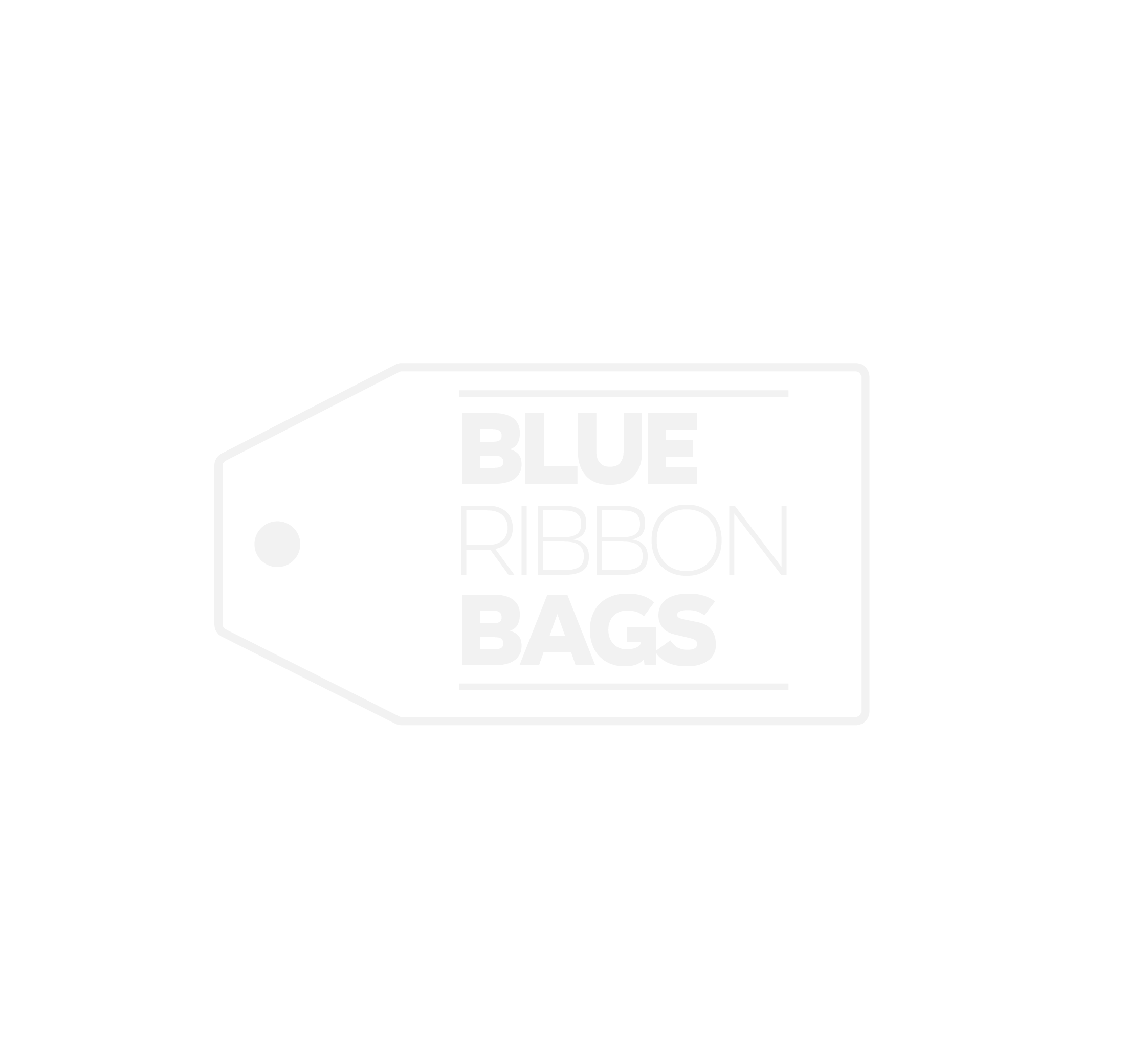 Blue Ribbon Bags logo