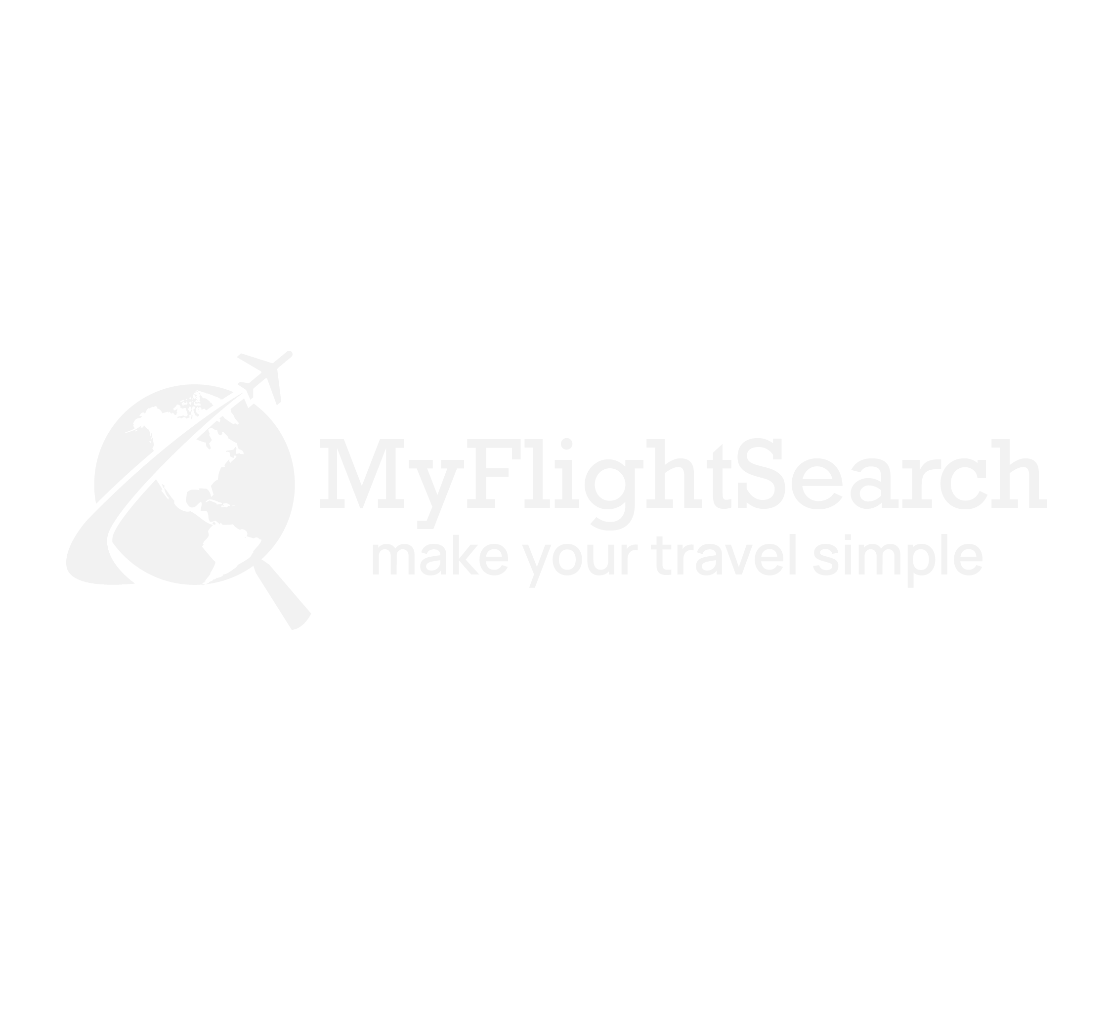My Flight Search logo