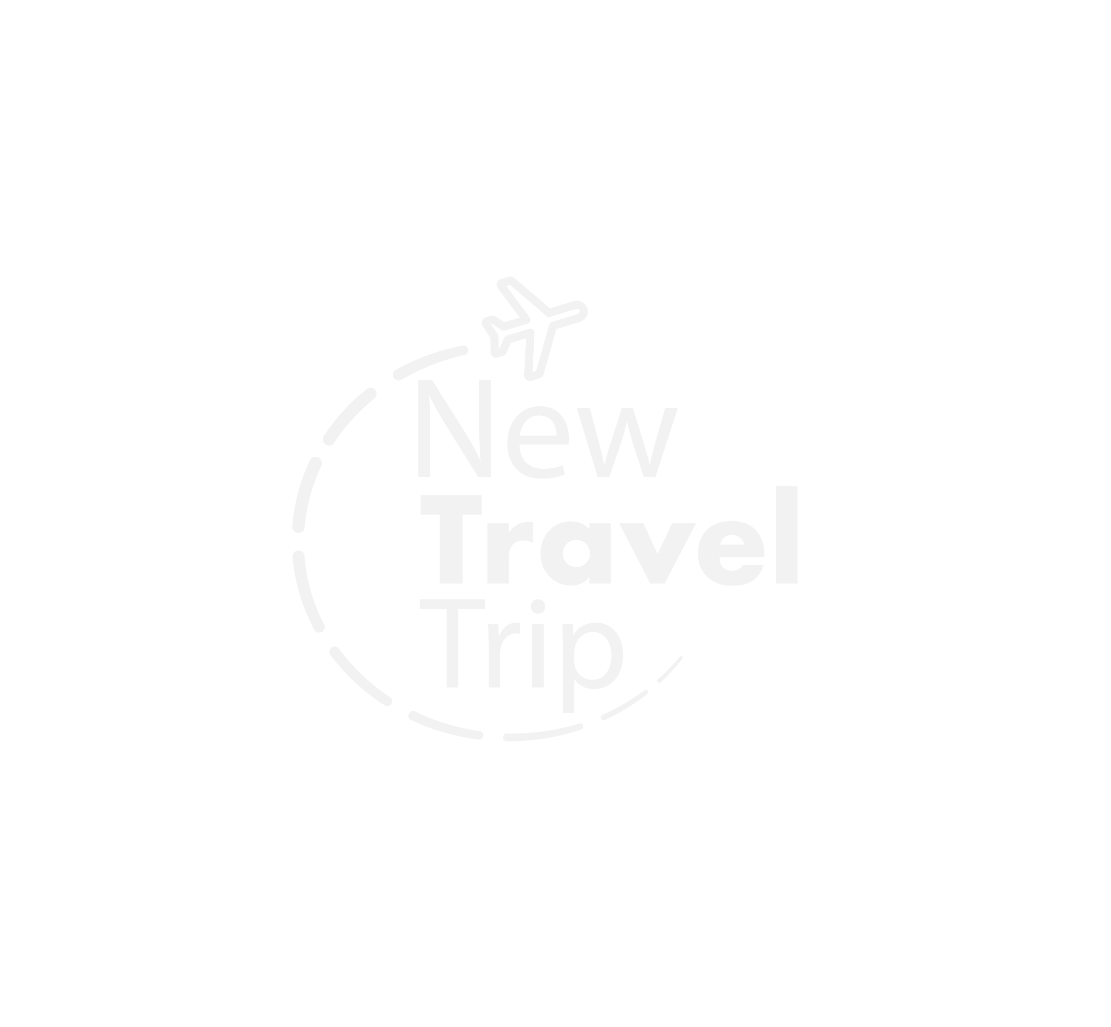 New Travel Trip logo
